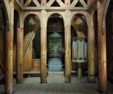 scandinavian-church